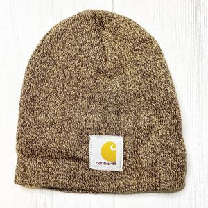 Carhartt Acrylic Knit Beanie Heather Brown